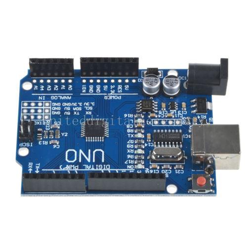 [ 生活好漾] Arduino UNO R3 開發板 附USB線