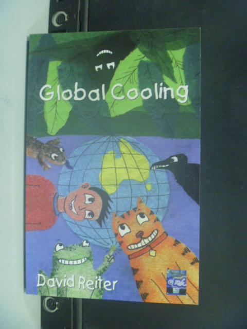 【書寶二手書T8/原文小說_HHF】Global Cooling_David P. Reiter