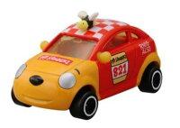 小熊維尼周邊商品推薦日本多美小汽車 Dream Tomica 小熊維尼跑車/賽車 【JE精品美妝】