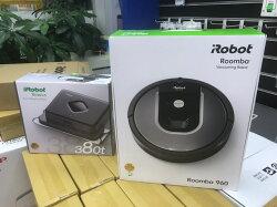IRobot 960 掃地機器人+IRobot 拖地機器人 380台灣公司貨特惠組合