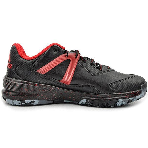 【ADIDAS】CRAZYQUICK 3.5 STREET 運動鞋 籃球鞋 黑色 男鞋 -AQ8239【SS感恩加碼 | 單筆滿1000元結帳輸入序號『SSthanks100』現折100元】