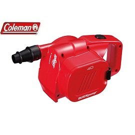 [ Coleman ] QUICKPUMP 電池式幫浦 /充氣床 / 充氣睡墊 / 可充氣排氣 / 真空壓縮 / DC12V電源充電 / 電池幫浦 / 公司貨 CM-21937