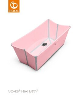 Stokke Flexi Bath 摺疊浴盆(粉色)