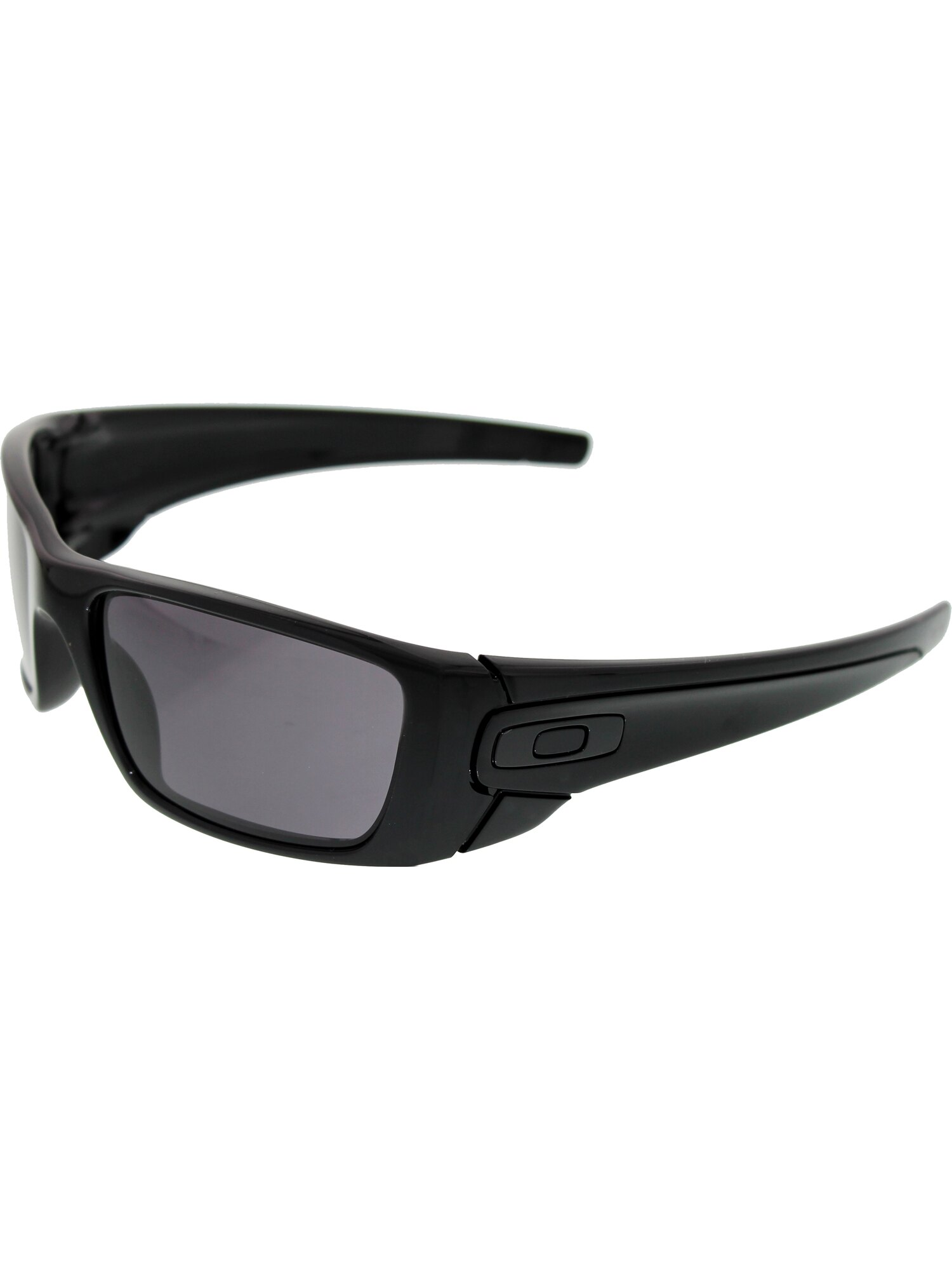 Oakley Fuel Cell Wrap Mens Sunglasses (Polished Black)