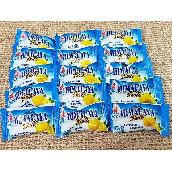 (馬來西亞)BF玫瑰鹽檸檬糖量販包1袋1000公克(約300顆)特價250元【9555030107621】