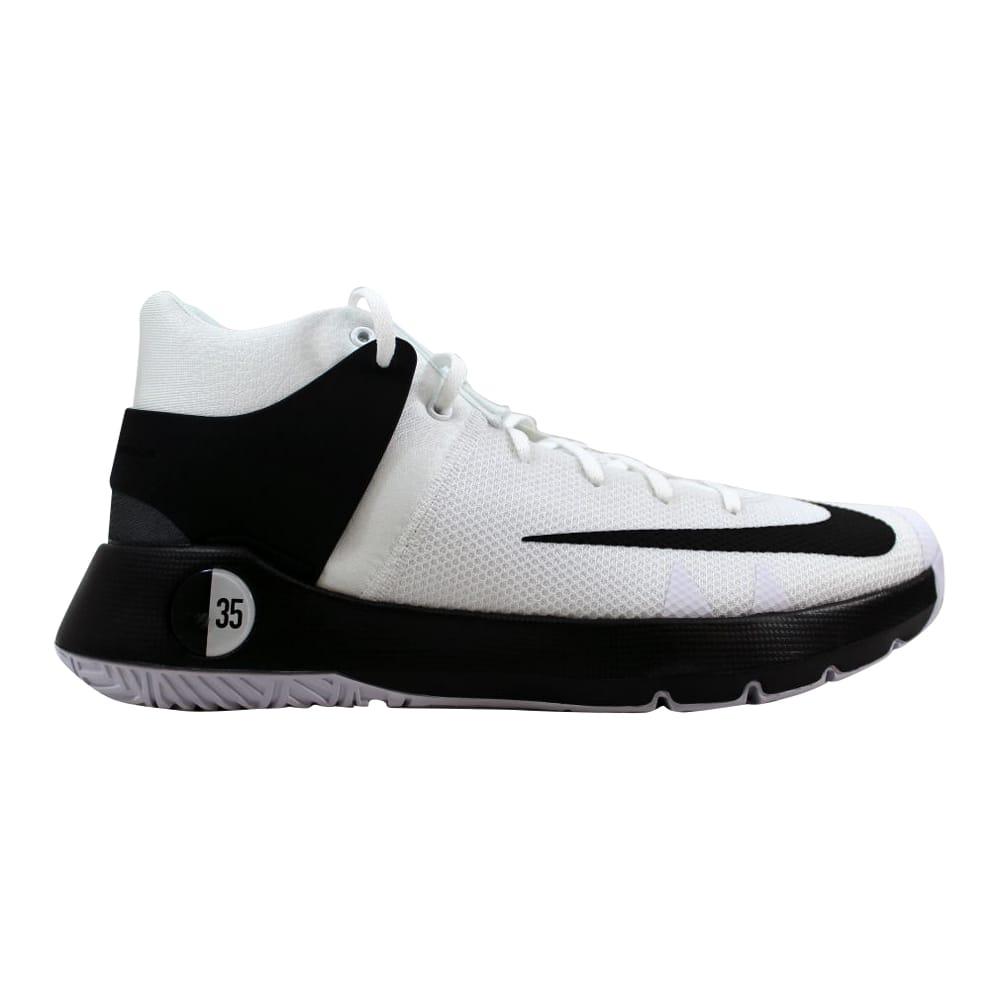 85945b442f7f Kixrx  Nike KD Trey 5 IV TB White Black 844590-100 Men s Size 10 ...