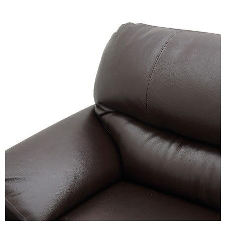 ◎全皮3人用沙發 5500# DBR NITORI宜得利家居 4