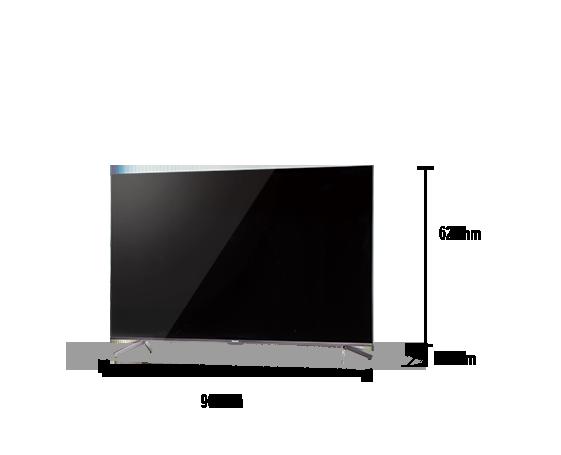 Panasonic 液晶電視43吋 TH-43JX650W