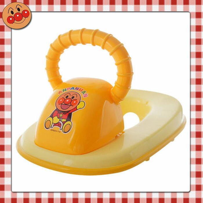 ANPANMAN 麵包超人 幼兒 兒童馬桶 安全便座 輔助馬桶 訓練便器 日本進口正版 307513