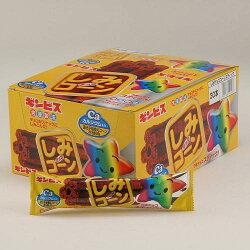 巧克力 玉米棒 日本 熱銷 金必氏 星星巧克力棒 巧克力棒 酥脆棒 甜品 點心 零食 食品 日貨 J00030377