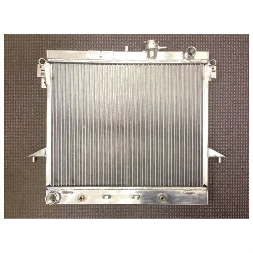 HU3010102 New All Aluminum Radiator OEM# 25964054 25964053 HU3010101