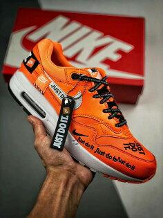 """NikeAirMax1LX""""JustDoIt""""聯名情侶款"""