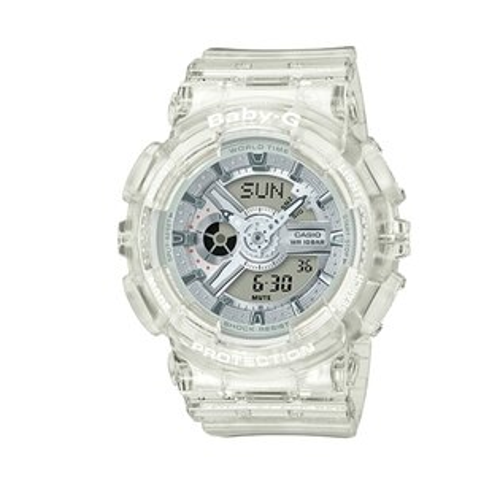 CASIOBABY-G潮流尖端雙顯運動腕錶BA-110CR-7ADR