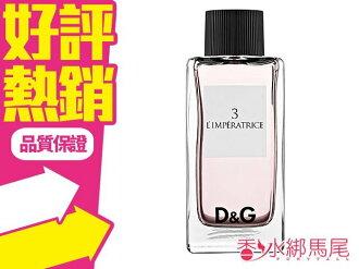 ◐香水綁馬尾◐D&G Fragrance 3號 卓絕群倫 香水空瓶分裝 5ML