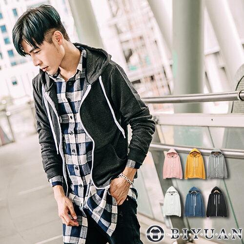 重磅大絨布外套~JG0160~OBI YUAN韓風多色素面連帽外套 共7色
