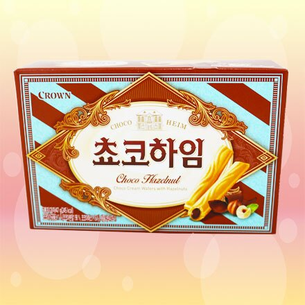 [敵富朗超市]Crown巧克力威化捲