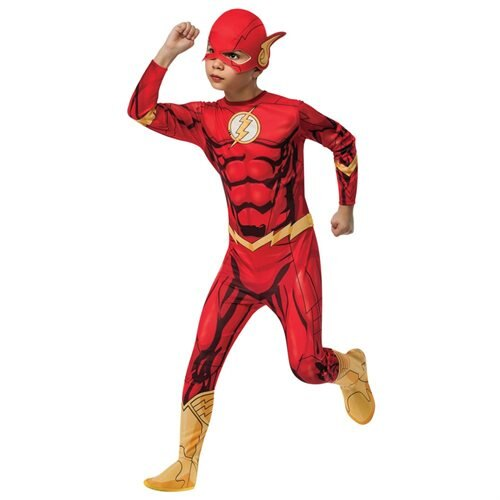 Kids The Flash Costume - The Flash Costumes 0