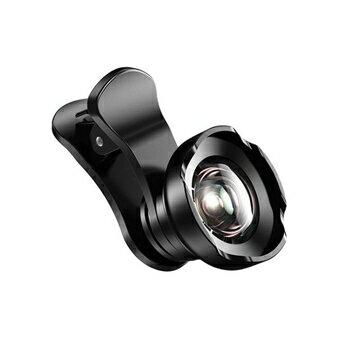 手機鏡頭超廣角微距魚眼蘋果通用高清單反長焦外置外接8x拍攝補光  聖誕節禮物