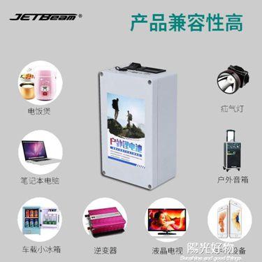 大容量鋰電池小體積超輕鋰電池12V大容20ah25ah大容量18650戶外動力可充電電瓶 NMS  聖誕節禮物