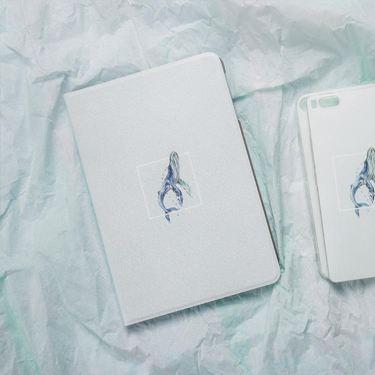清新簡約文藝2019新ipad air10.5 pro11 12.9 9.7寸mini543保護套  聖誕節禮物