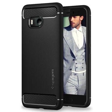 韓國spigen HTC U11手機殼U11防摔硅膠超薄軟殼 U11保護套男女款 中秋節禮物