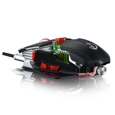 彩虹六號滑鼠宏機械游戲滑鼠有線 萬事屋  聖誕節禮物