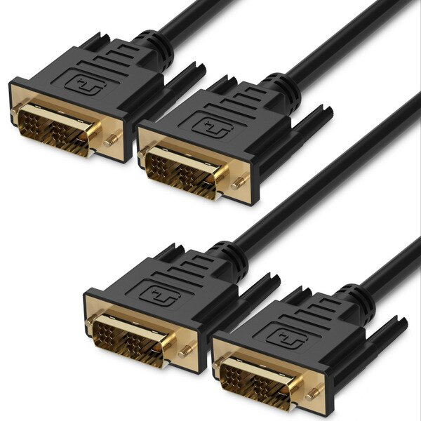 Display Port Male to DVI Female Adapter SF Cable