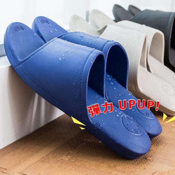 EVA舒適室內氣墊拖鞋 浴室拖鞋 室內鞋 防滑 拖鞋 情侶鞋 吸震舒壓【N008】