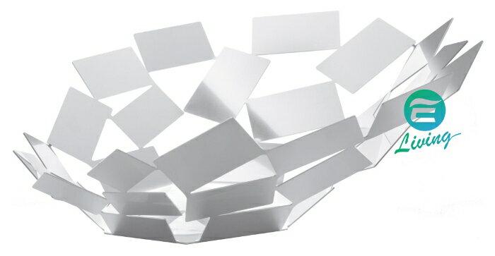ALESSI 幾何水果籃(白) STANZA DELLO SCIROCCO BOWL #MT01 W