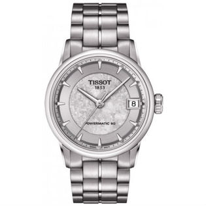 TISSOT天梭TT0862071103110動力儲存80小時機械錶33mm