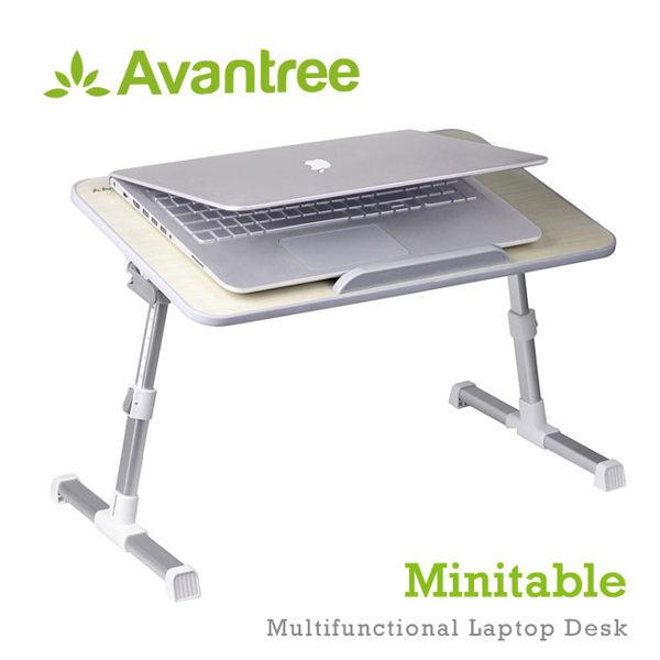 Avantree TB101 多功能筆電懶人桌 最大可放置17吋筆電【YV7348】 快樂生活網 1