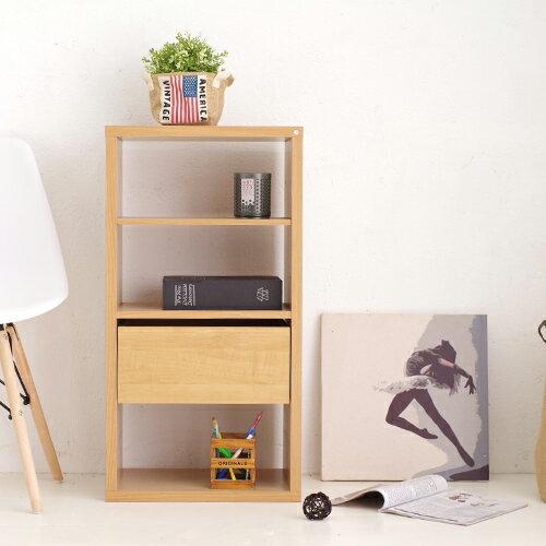 快樂生活網:台灣製布拉格2格收納系統櫃書櫃展示架展示櫃收納櫃電視櫃《YV8631》快樂生活網