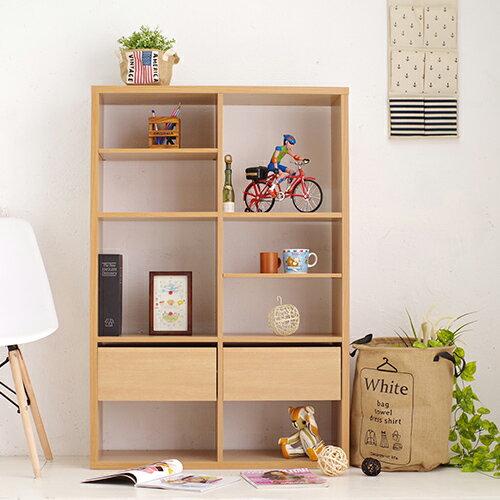 快樂生活網:台灣製布拉格6格收納系統櫃書櫃展示架展示櫃收納櫃電視櫃《YV8634》快樂生活網