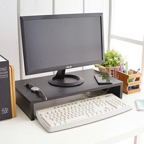 電腦螢幕架 多用途空間置物架 DIY桌上收納架 ㄇ型架收納櫃 鍵盤架《YV8636》快樂生活網