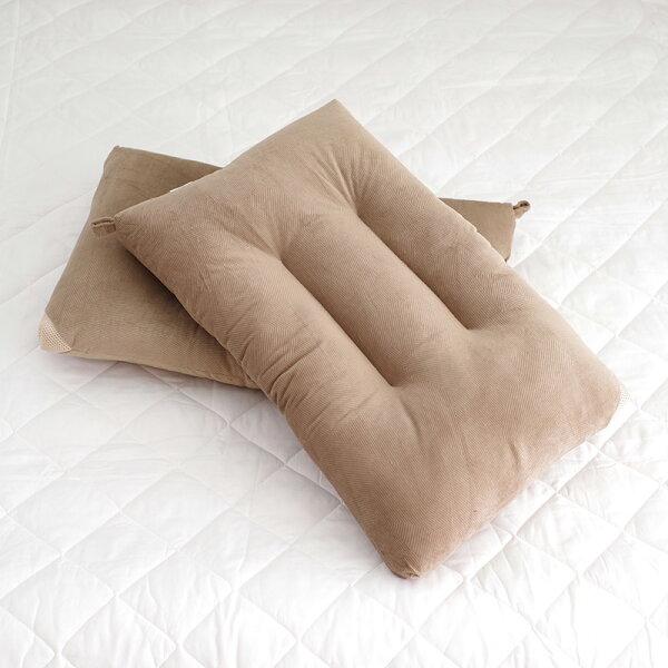 快樂生活網:台灣製枕頭可水洗彈性枕棕快乾滴水網布設計【YV9170】快樂生活網