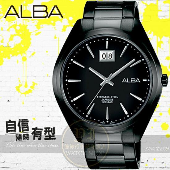ALBA 劉以豪代言超 簡約 腕錶VJ76~X033SD  AQ5147X1 貨