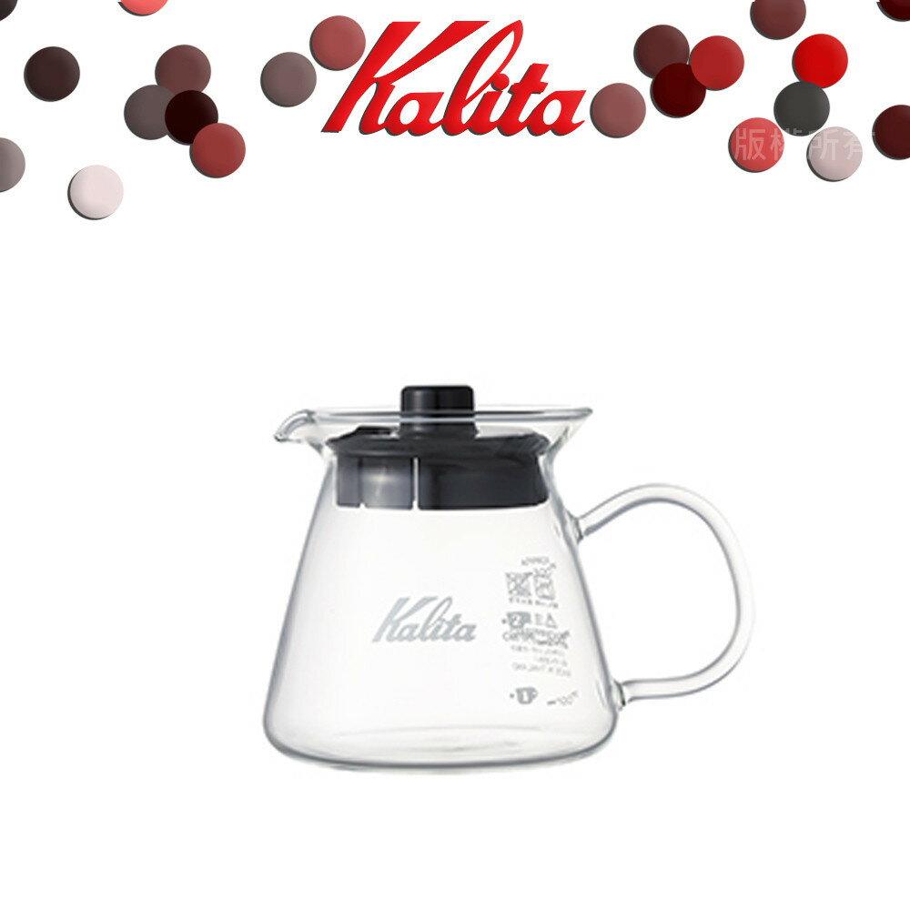 【日本】KALITA 手沖咖啡耐熱玻璃壺(約300ml)