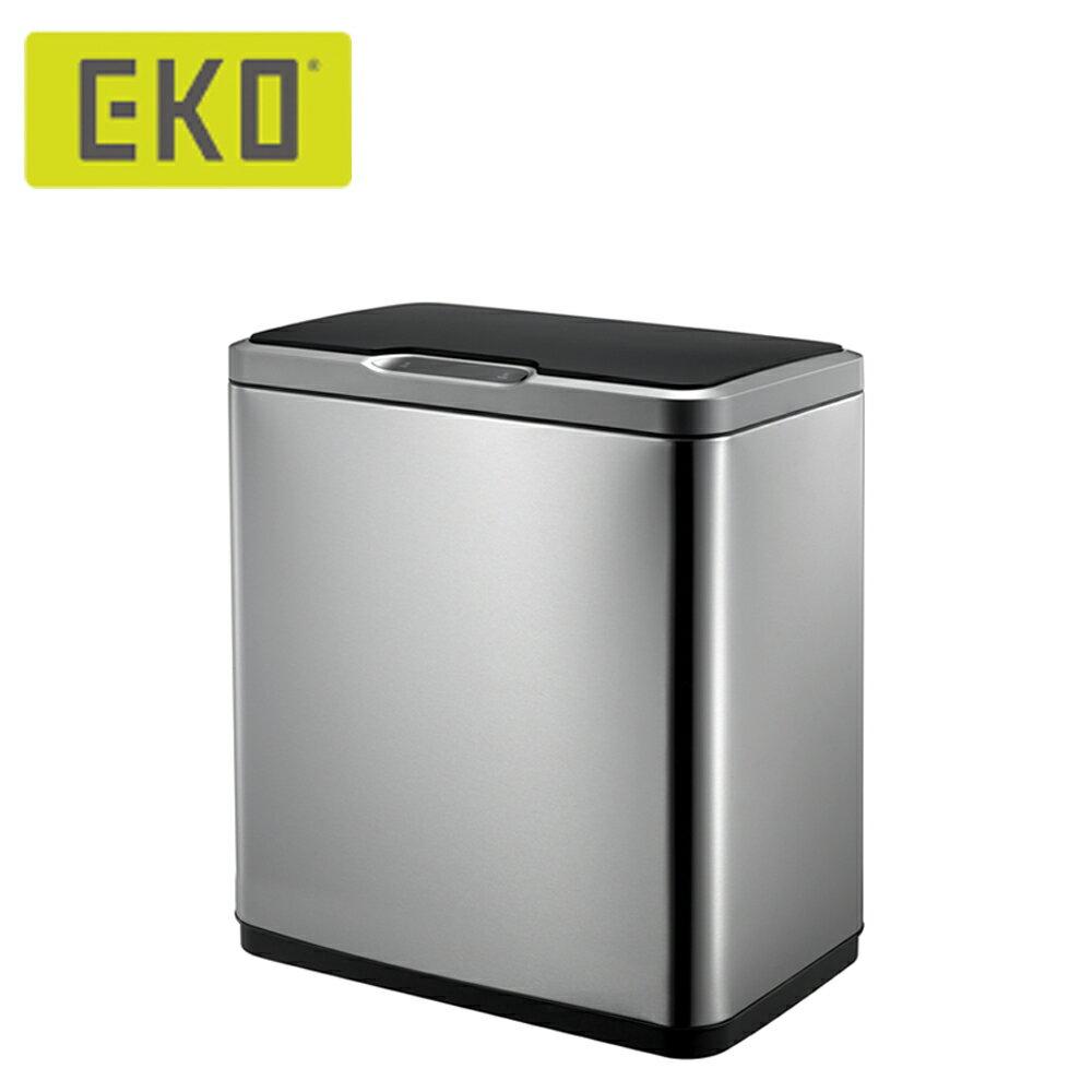 EKO 魅影自動感應垃圾桶20L 0