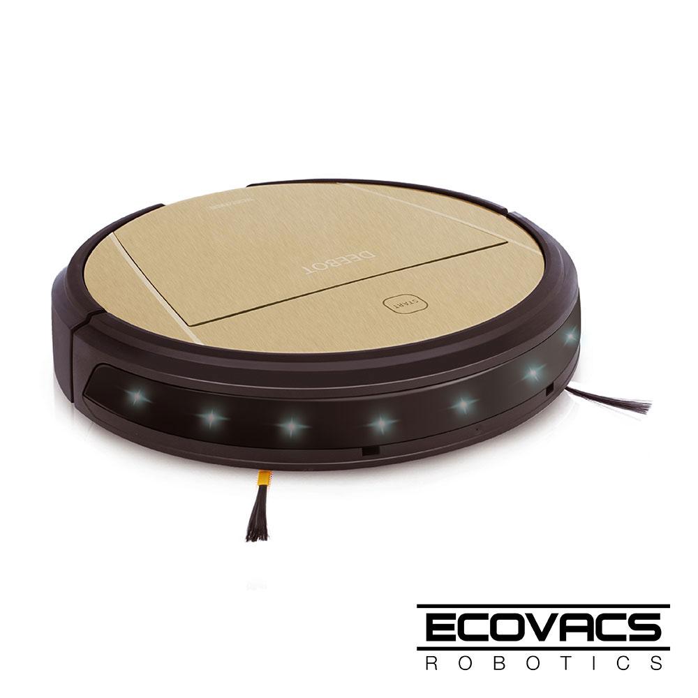 Ecovacs智慧吸塵機器人-D83(福利品)