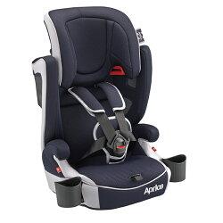 Aprica愛普力卡 - Air Groove 限定版 成長型輔助汽車安全座椅(汽座) -藍色颶風