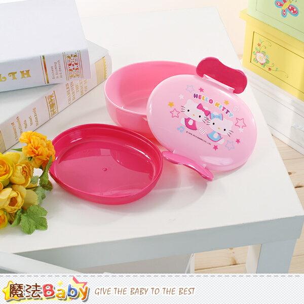 Hello Kitty授權正版便當盒 魔法Baby~c0129