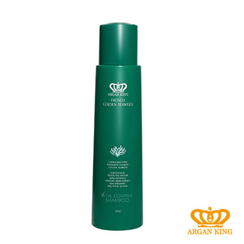 【雅根】法國海洋巨藻控油洗髮精★ArganKing(250ml)