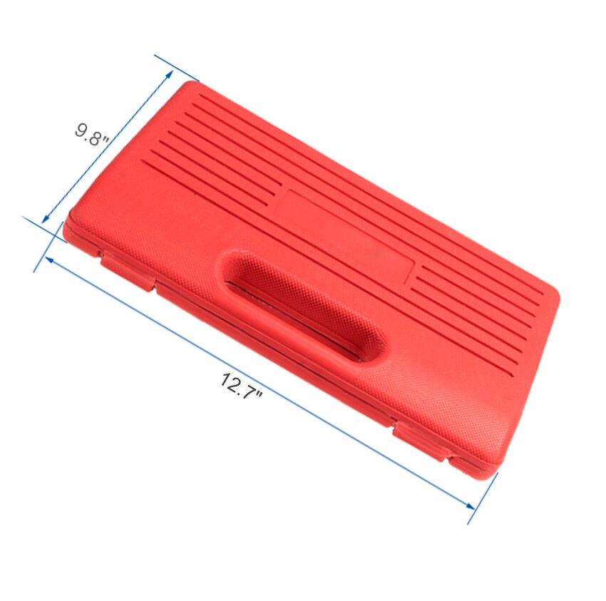 Disc Brake Caliper Piston Compressor Windback Wind Back Pad Tool 21pc + Case 2