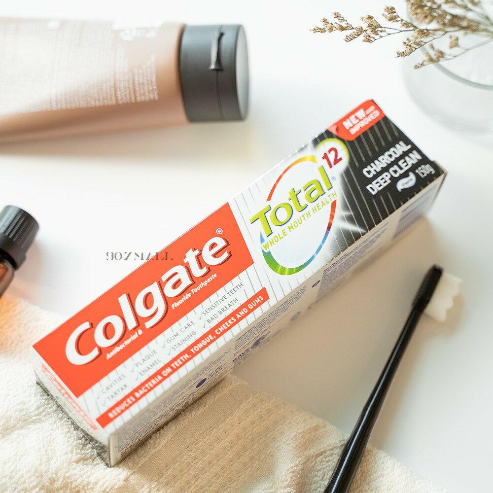 【高露潔 COLGATE】全效牙膏- 12小時長效潔淨 150G
