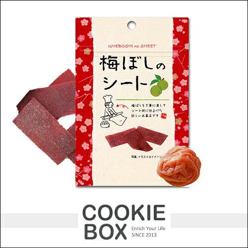 日本i-factory 梅片 梅干片 40g 酸甜 梅子 日式 零嘴 醃漬 酸甜 大包 日本超夯 *餅乾盒子*