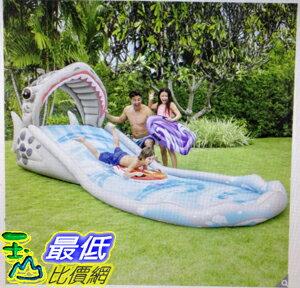 [COSCO代購]W1011118Intex充氣式鯊魚滑水道