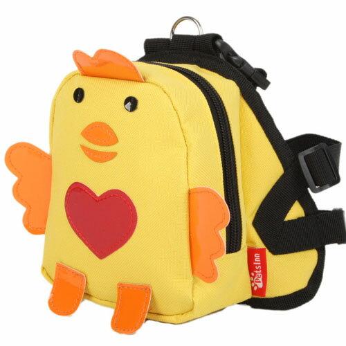 ~小樂寵~PetsInn 愛心小黃雞防護型後背包