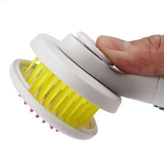 【小樂寵】360度旋轉可壓式軟針針梳