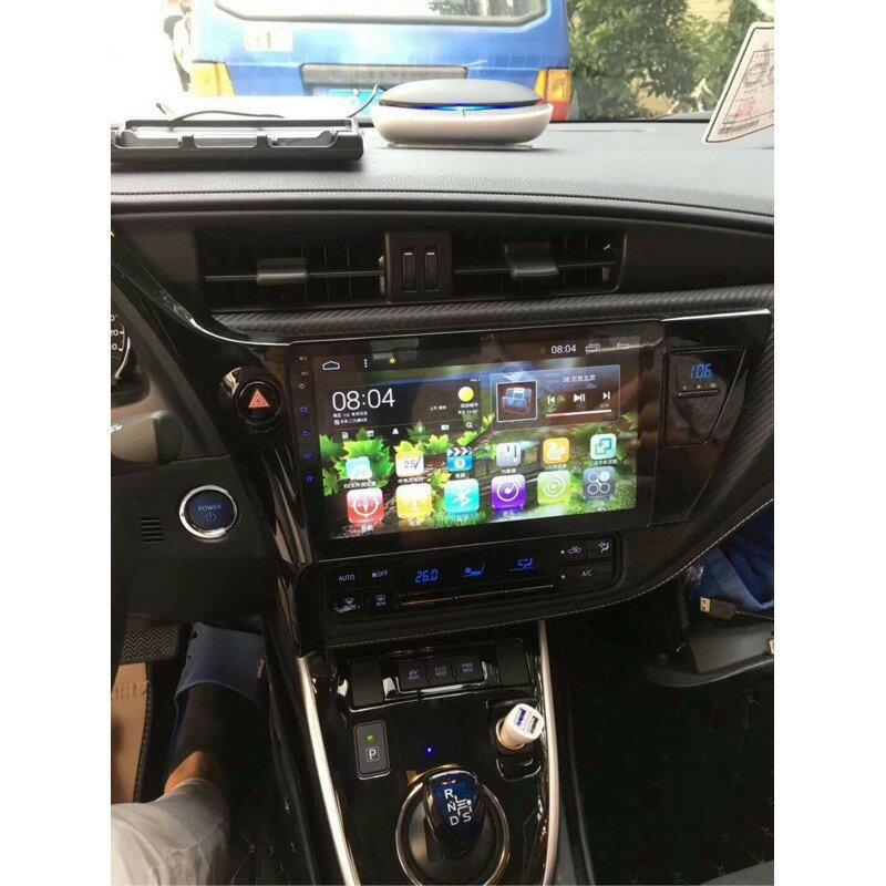 豐田Toyota altis 2017~2018年 平板 上網 10.2寸安卓版螢幕主機