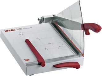 德國IDEAL 1135 35cm入口 裁紙器 裁紙機 自動壓紙